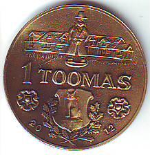 1 Toomas 2016a